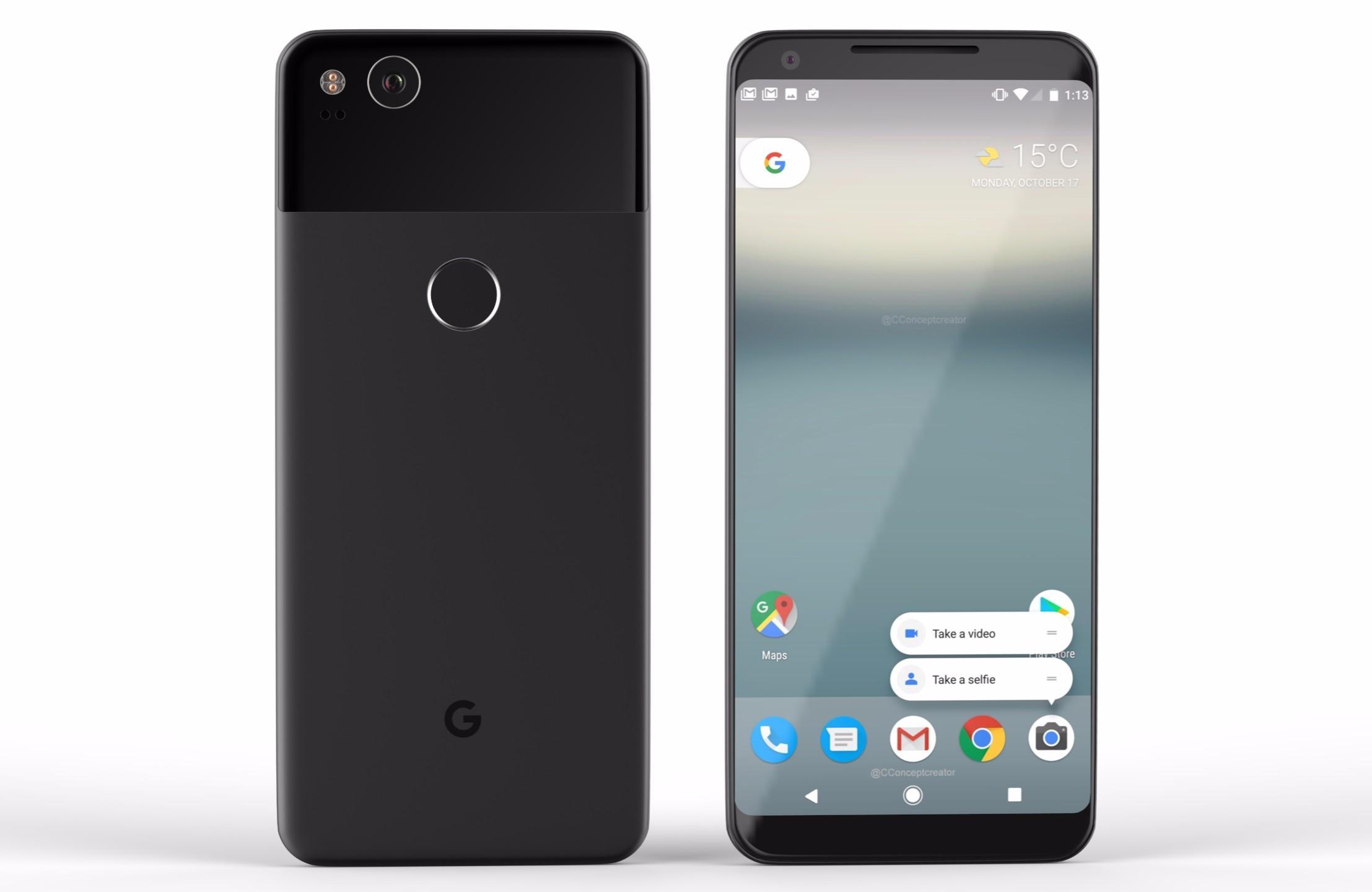 گوگل و مراسم رونمایی از محصولات جدیدش