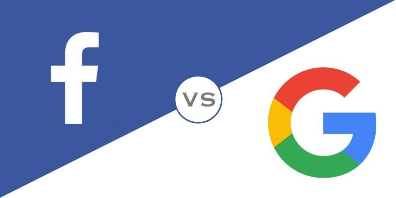 چالش فیسبوک و گوگل
